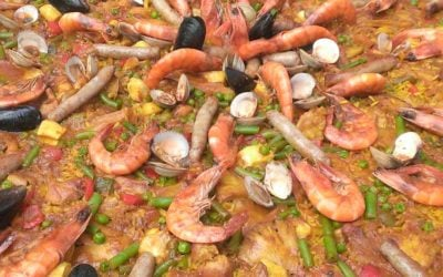 Chef Joan Casas' Paella Recipe