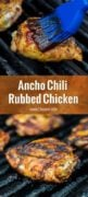 Ancho Chili Rubbed Chicken Pinterest