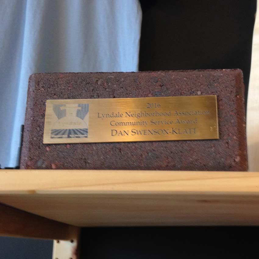 Lyndale Neighborhood Association Community Award