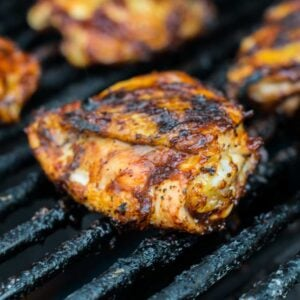 Ancho Chili Rubbed Chicken