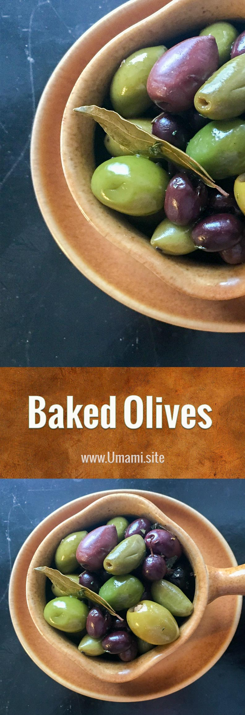 Baked Olive Appetizer Recipe