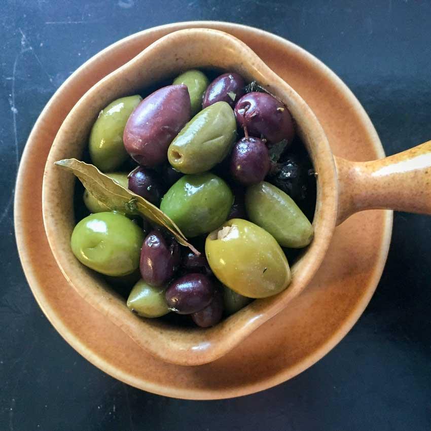 Baked Olive Recipe