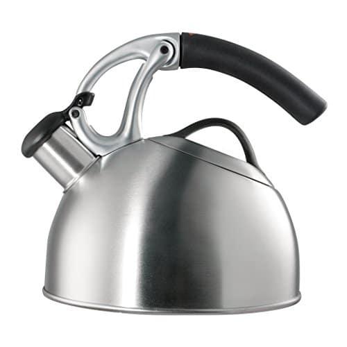 OXO Good Grips Uplift Tea Kettle, Polished Stainless Steel