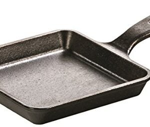 Lodge L5WS3 Pre Seasoned Cast Iron Wonder Skillet, 5 Inch