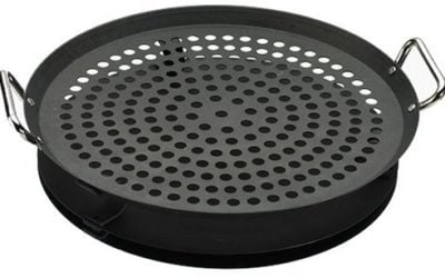 Eastman Outdoors 90414 BBQ Grill Pizza Pan