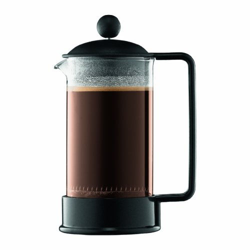 Bodum Brazil Shatterproof 8 Cup French Press Coffee Maker