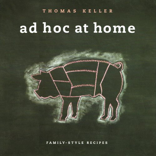 The Essential Thomas Keller: The French Laundry Cookbook & Ad Hoc At Home [Box Set] [Hardcover]