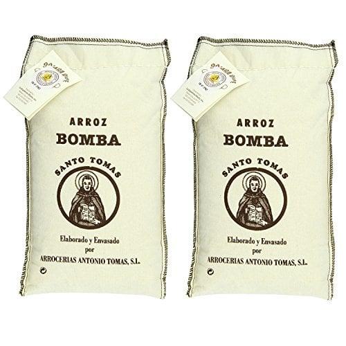 Santo Tomas Bomba Rice, 2.2 Pound