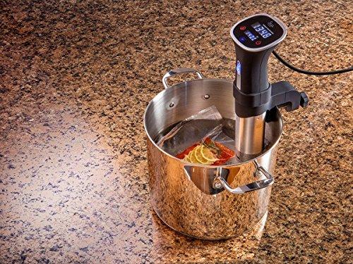Monoprice Strata Home Sous Vide Precision Cooker 800W (21594)