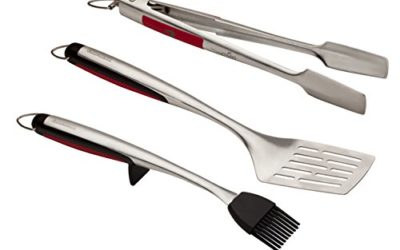 Char-Broil 4 Piece Comfort Grip Tool Set