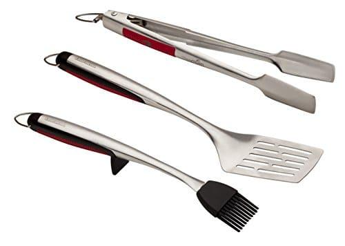 Char Broil 4 Piece Comfort Grip Tool Set