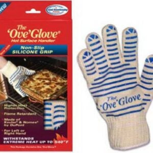 Joseph Enterprises HH501 18 Ove Glove Hot Surface Handler, As Seen On TV