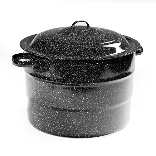 Granite Ware 21 Quart Steel Water Bath Canner