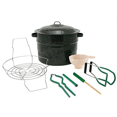 Granite Ware 8 Piece Canner Kit