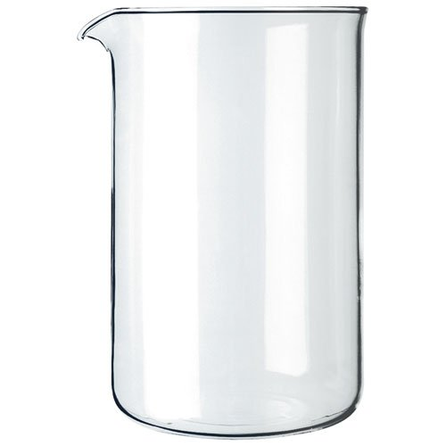 Bodum Spare Glass Carafe For French Press Coffee Maker