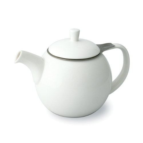FORLIFE Curve 24 Ounce Teapot With Infuser