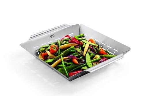 Weber Style 6434 Professional Grade Vegetable Basket