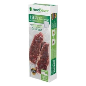 FoodSaver 13 Gallon Sized Bags