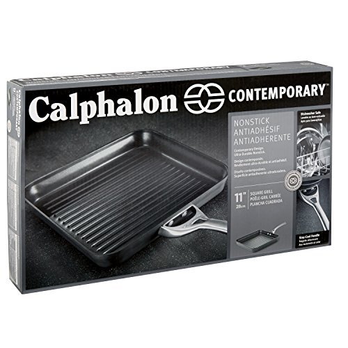 Calphalon Contemporary Nonstick 11 Inch Square Grill Pan