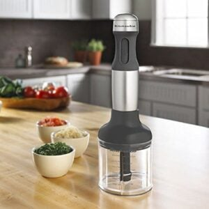 KitchenAid KHB2351 3 Speed Hand Blender