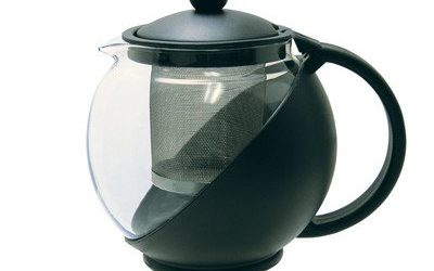 Update International (TPI-75) 0.75 Qt. Tea Pot w/ Infuser