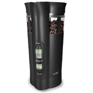 Mr. Coffee Electric Coffee Grinder With Chamber Maid Cleaning System