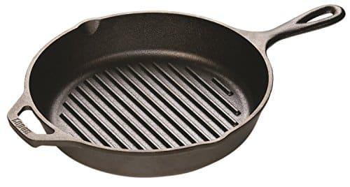 Lodge L8GP3 Grill Pan