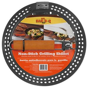 Mr. Bar B Q 06750X Non Stick Grilling Skillet With Removable Handle