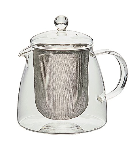 Hario Pure Glass Tea Pot (700ml)