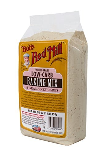 Bob's Red Mill Low Carb Baking Mix, 16 Ounce (Pack Of 4)