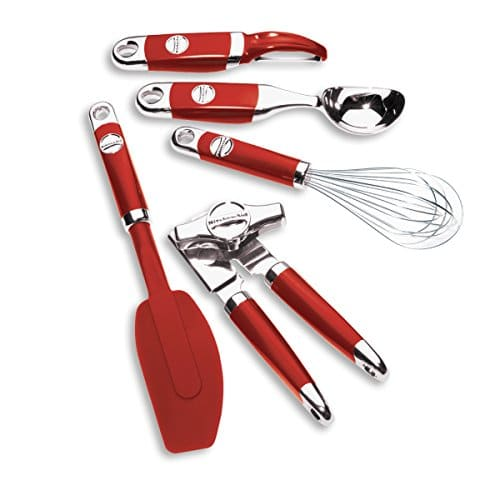 KitchenAid Professional 5 Piece Kitchen Tool Set