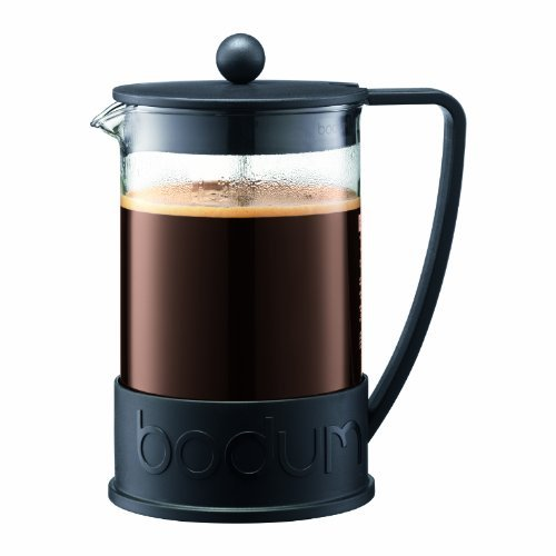 Bodum Brazil French Press Coffee Maker, 12 Cup, 1.5 L, 51 Ounce