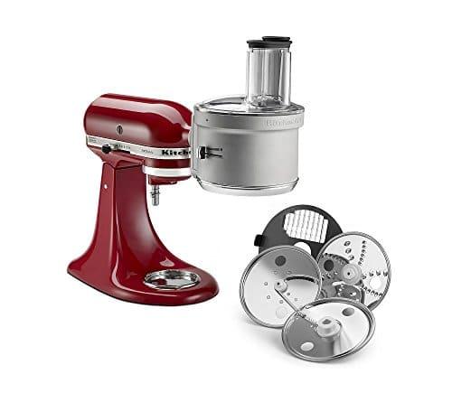 KitchenAid KSM1FPA Food Processor Stand Mixer Attachment
