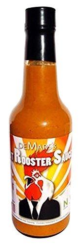 De Mars's Rooster Sauce, 10.5 Fl Oz Bottle