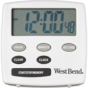 West Bend Digital Timer