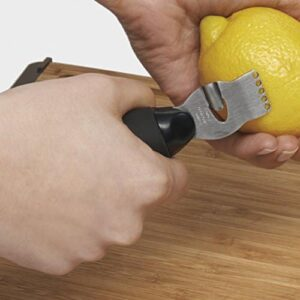 OXO Good Grips Lemon Zester With Channel Knife