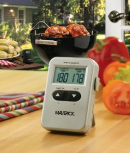 Maverick ET 71OS RediChek Remote Wireless Cooking Thermometer With LCD Transmitter