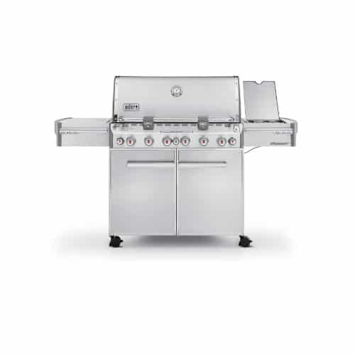 Weber Summit S 670 Stainless Steel 769 Square Inch Grill
