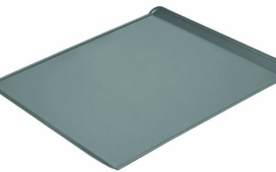 Chicago Metallic Non-Stick Large Cookie Sheet. 15-3/4 by 13-3/4-Inch
