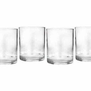 Marquis By Waterford Entertaining Collection Vintage Double Old Fashioned, Set Of 4