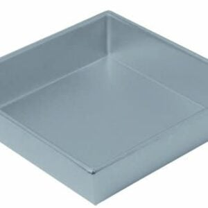 Chicago Metallic Commercial II Non Stick 9 Inch Square Cake Pan