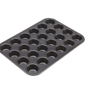Chicago Metallic Everyday 17724 24 Cup Mini Muffin Pan