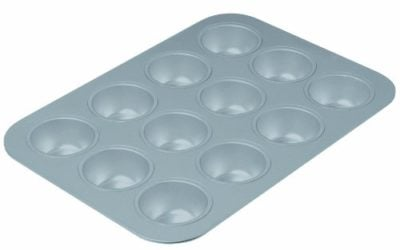 Chicago Metallic Commercial II Non-Stick 12-Cup Muffin Pan