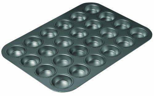 Chicago Metallic Non Stick 24 Cup Mini Muffin Pan