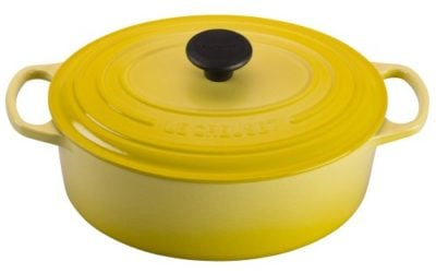 Le Creuset Signature Enameled Cast-Iron 5-Quart Oval French Oven