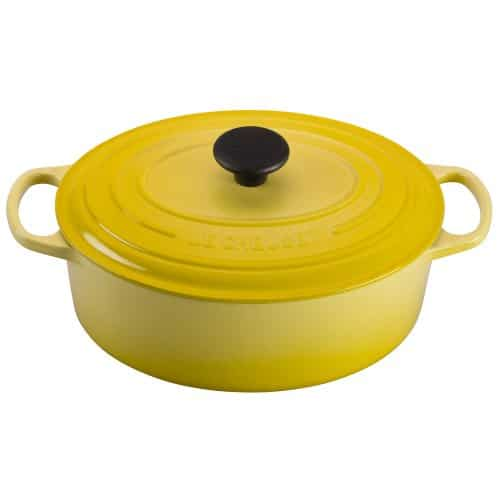 Le Creuset Signature Enameled Cast Iron 5 Quart Oval French Oven