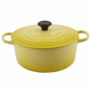 Le Creuset Signature Enameled Cast Iron 3 1/2 Quart Round French Oven