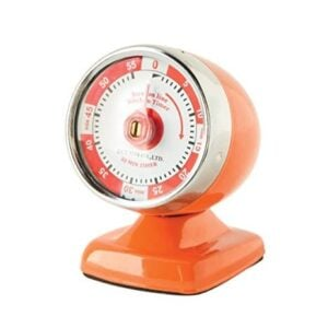 Fox Run Mint Streamline Kitchen Timer