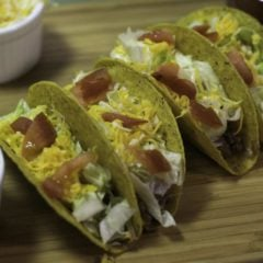 Classic American Tacos Featured
