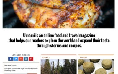 Umami Bites: Introducing the All New Umami!